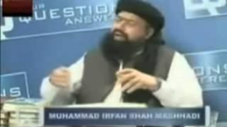 Asif Jalali refuted by Irfan Shah, Ilyas Qadri, Ahmad Saeed Kazmi  on Gustakhe Rasool punishment