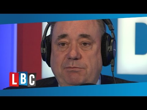 Alex Salmond:  25th May 2016
