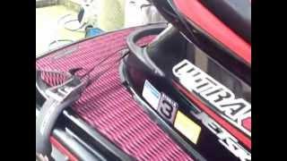 ウルトラ300X ストロボ 音楽.