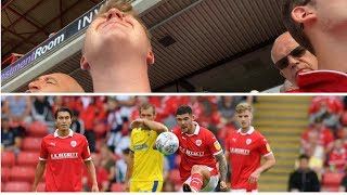 Barnsley 0 AFC Wimbledon 0 | Just Not Our Day! | Matchday Vlog#4
