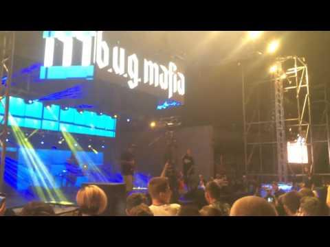 Concert BUG Mafia 2016 Focșani