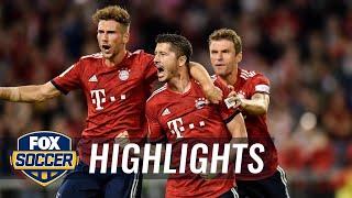 Bayern Munich vs. 1899 Hoffenheim | 2018-19 Bundesliga Highlights