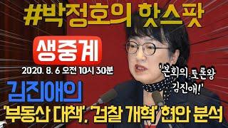 [전체보기]  '김진애의 부동산 대책, 검찰 개혁 현안 분석'