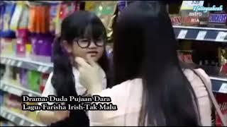 OST Duda Pujaan Dara -Tak Malu by Farisha Irish [OFFICIAL MV+LYRICS]