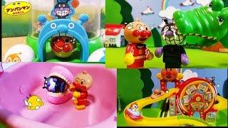 アンパンマンのおもちゃアニメ 人気まとめ連続再生 キッズおかあさん thumbnail