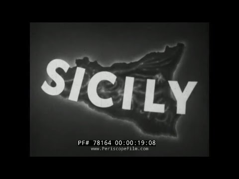 WORLD WAR II  INVASION OF SICILY : KEY TO VICTORY 78164