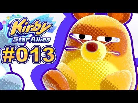 KIRBY STAR ALLIES #013 Auru + Argentu Bosskampf [Deutsch]
