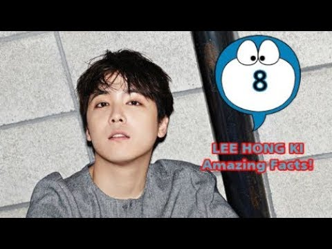 8 Amazing Facts About Lee Hong Ki You Might Not Know Youtube
