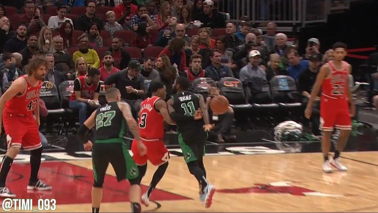 Kyrie Irving Highlights vs Chicago Bulls (13 pts 114298676