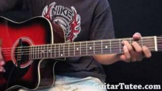 Carrie Underwood - Undo It, by www.GuitarTutee.com