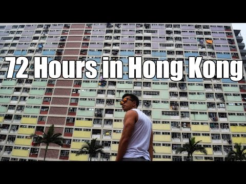 72 hours in Hong Kong [Photography + Food Tour]
