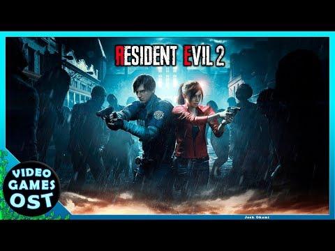 Resident Evil 2 Remake - Complete Soundtrack -  OST  Biohazard 2 バイオハザード2