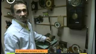 видео Ремонт механизмов часов TAG Heuer в Санкт-Петербурге