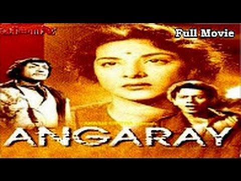Angaray (1954) - Full Hindi Movie   Starring Nargis, Nasir Khan And Pran