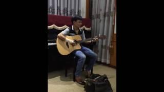 Phượng Buồn guitar 1088