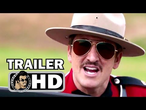 SUPER TROOPERS 2 Official Red Band Trailer (2018) Broken Lizard Comedy Movie HD