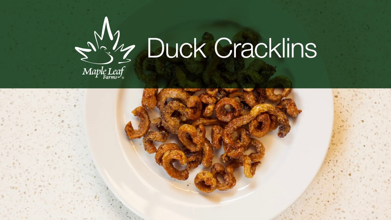 HOW TO: Duck Cracklins