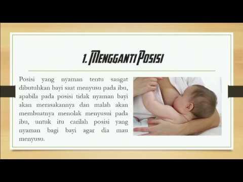 Bayi 3 Bulan Tidak Mau Menyusu ASI : Penyebab Serta Cara Mengatasi