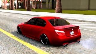GTA San Andreas - Bmw M5 e60 Stanced