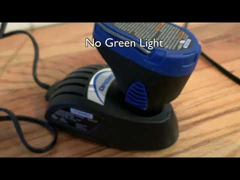 Repair Defective Dremel Cordless Charger (rotary tool & charge base) or charging stations with pins