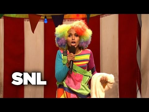 Principal Frye: Fall Carnival - Saturday Night Live