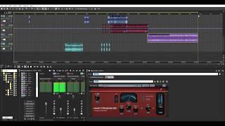 Обложка ACID Pro 8 Main Window Mixer Part 3