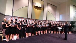 Христова Церкав Поднимайся - Youth Choir