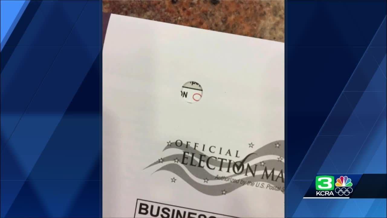 In California recall election, ballot collection a bad topic