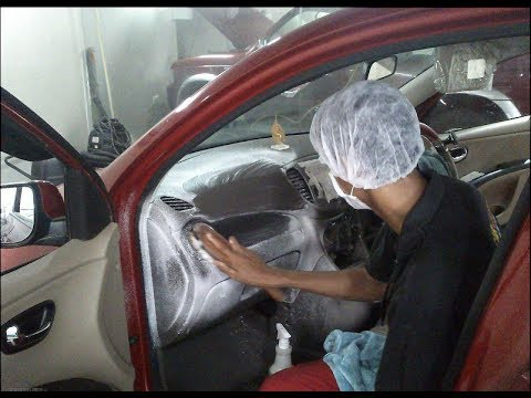 car interior cleaning coimbatore youtube