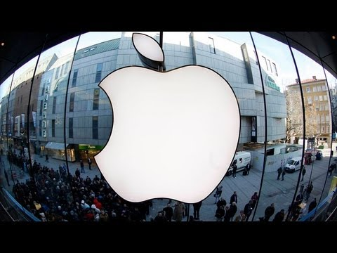 Apple Announces Stock Dividend and Buyback Mp3