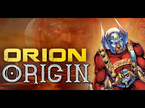 Orion Origin | DC Comics