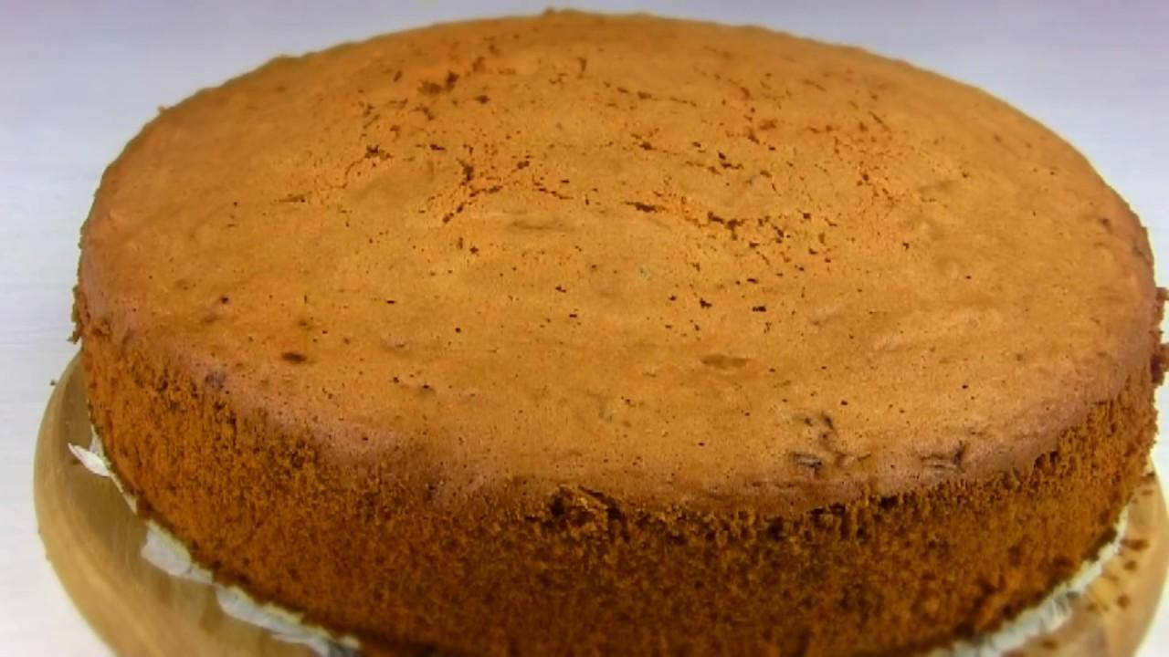 Пирог Нежнейший,Тает На Губах/Влажный Апельсиновый Бисквит