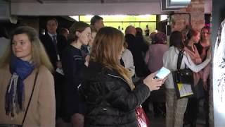2019-11-15 г. Брест. Выставка «Afterparty». Новости на Буг-ТВ. #бугтв