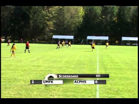UMFK Women's Soccer vs. Albany College of Pharmacy - October 3, 2015