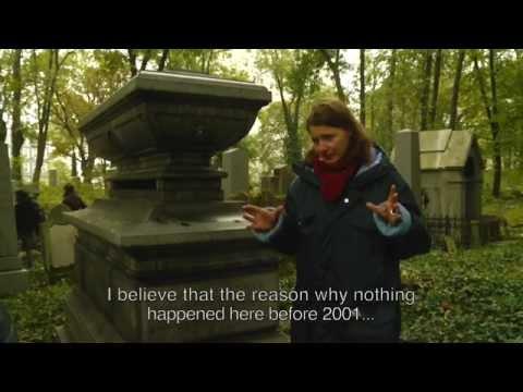 A forgotten Jewish cemetery in Vienna
