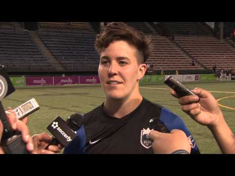 Player of the Match Interview: Keelin Winters vs FC Kansas City