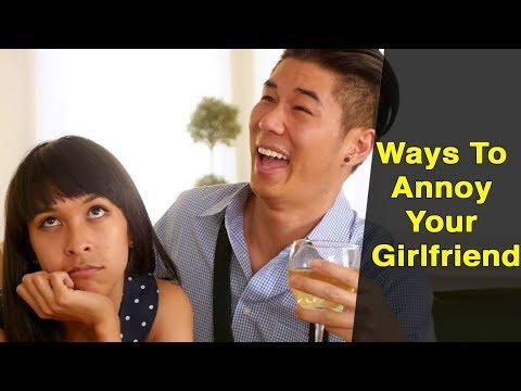 Ways To Annoy Your Girlfriend | Sex | Relationship | Girlfriend | Boyfriend | FactsWacts