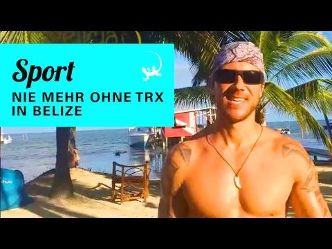 SPORT AUF REISEN | Nie mehr ohne TRX in Belize