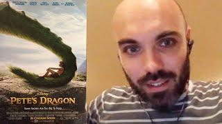 Gambar cover Writer/Director David Lowery talks Pete's Dragon and more - UVU CineSkype