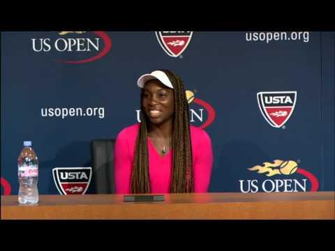 2012 US Open Press Conferences: Venus Williams (Pre-Event)