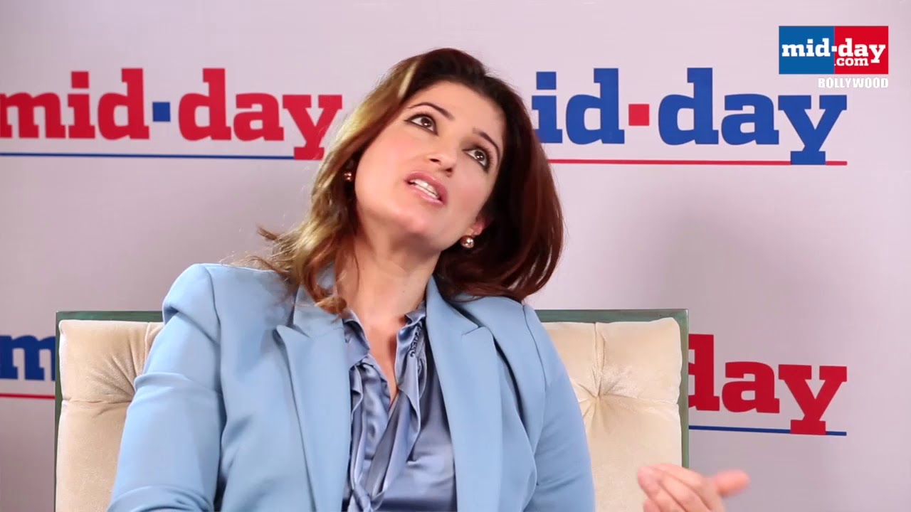 Download Midday Exclusive (Part 1) : Twinkle Khanna 's Bollywood Journey 'From Actress To Padman Producer'