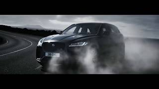 Introducing the New F-PACE SVR - Unwrap a Jaguar this holiday season - ROGEE