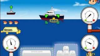 Treasure Seas Inc. Gameplay