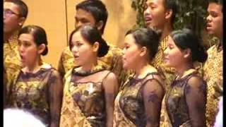 Unai Chorale - Indonesia Raya - Indonesia National Anthem