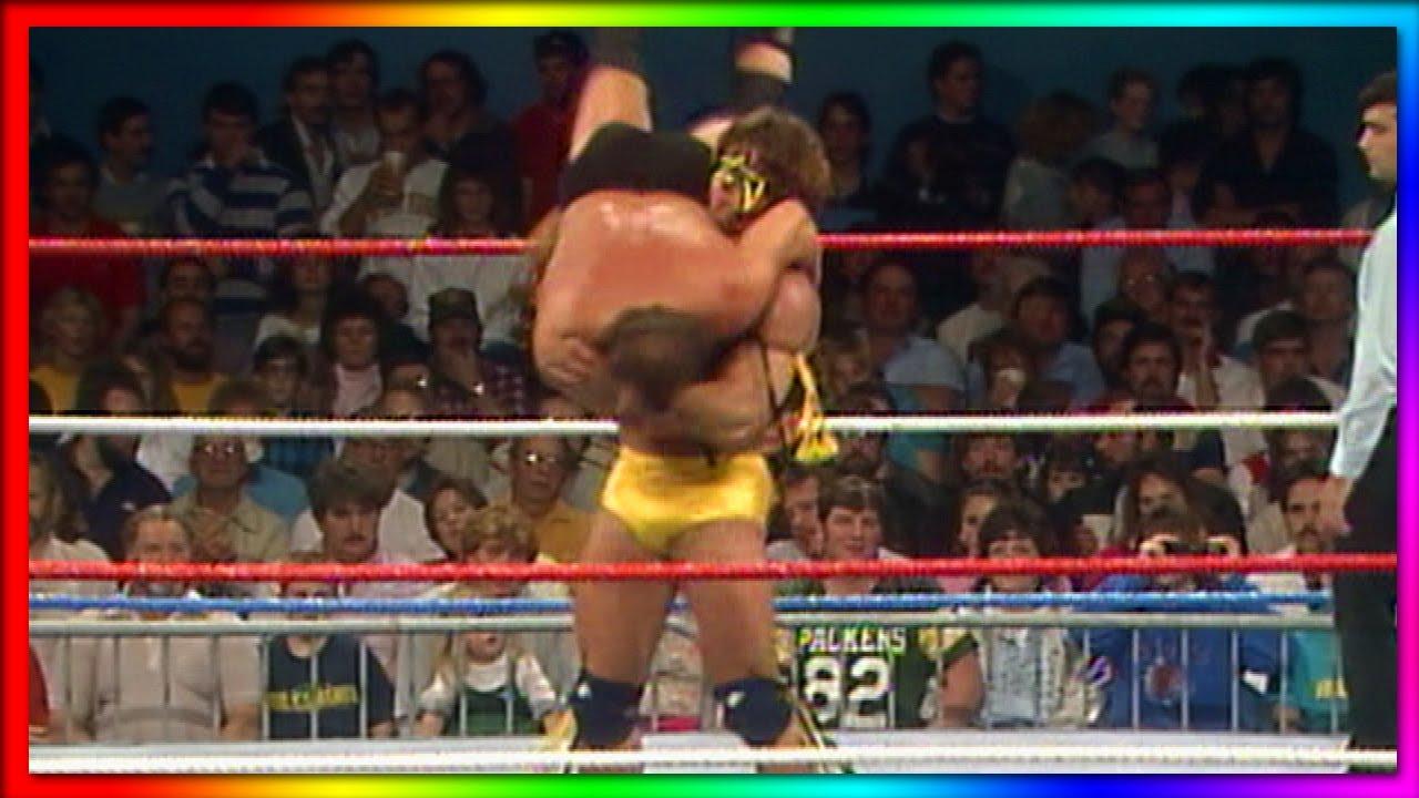 Download Ultimate Warrior's WWE Debut