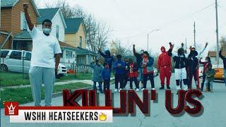 """UnionMade Xans - """"Killin' Us"""" (Official Music Video - WSHH Heatseekers)"""