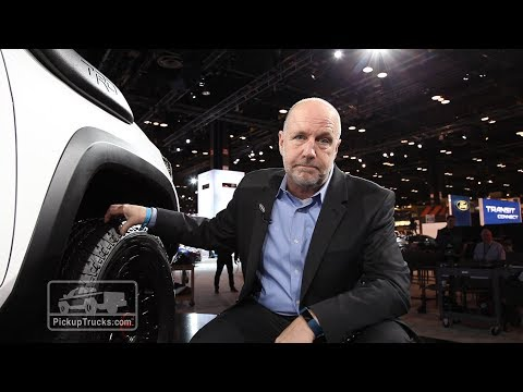 2019 Toyota Tacoma TRD Pro Ups Its Trail Cred — Cars.com
