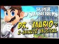 Dr Mario S 2 Minute Musical SmashBros Combos Highlights 23 Smash 4 Wii U mp3