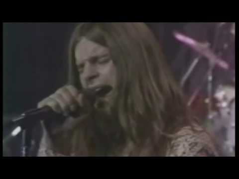 "Black Sabbath - ""Hole in the Sky"" Live 1975"