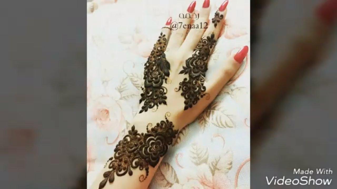 Mehndi For N Brides : New simple stylish easy mehndi henna tattoo for beginners n brides